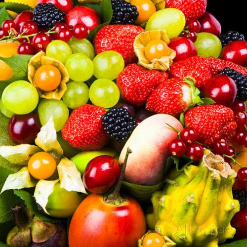 Chế độ ăn uống hợp lí giúp tình trạng mụn thuyên giảm