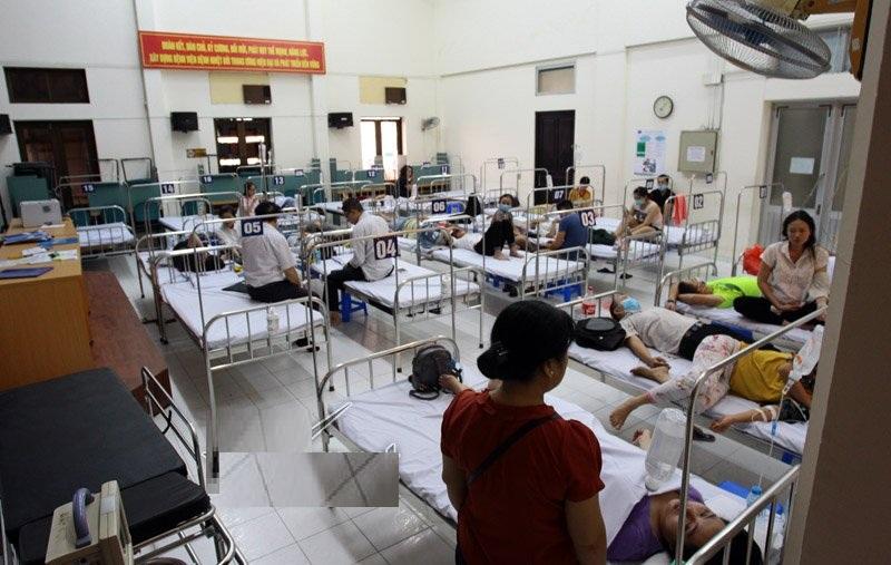 sốt xuất huyết, dịch sốt xuất huyết, phòng bệnh sốt xuất huyết