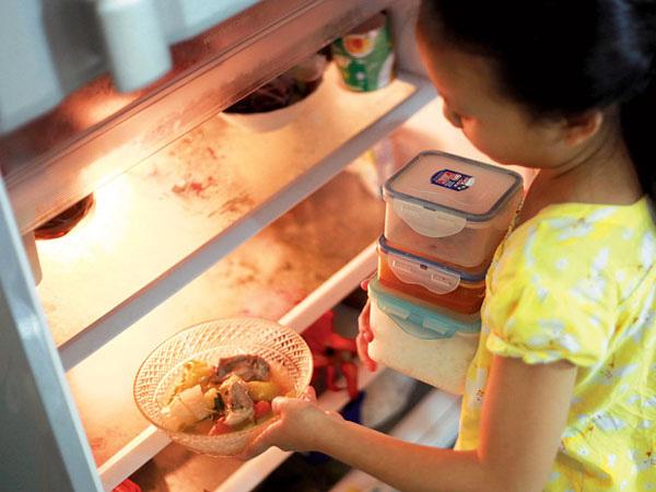 thói quen bảo quản đồ trong tủ lạnh, bảo quản đồ trong tủ lạnh