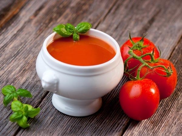 giảm mỡ bụng bằng cà chua, cách giảm mỡ bụng, làm đẹp với cà chua