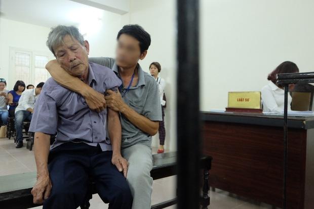 xét xử cụ ông 79 tuổi, cụ ông dâm ô trẻ em, tội dâm ô