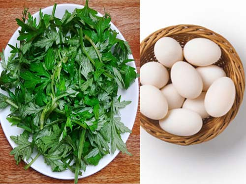 tăng cân, thực đơn tăng cân với trứng vịt lộn, tăng cân với trứng vịt lộn
