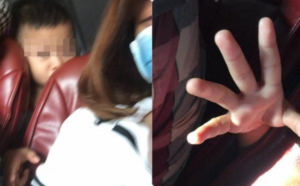 Tâm sự về bàn tay thò lên từ ghế sau xe khách cô gái bị cư dân mạng ném đá
