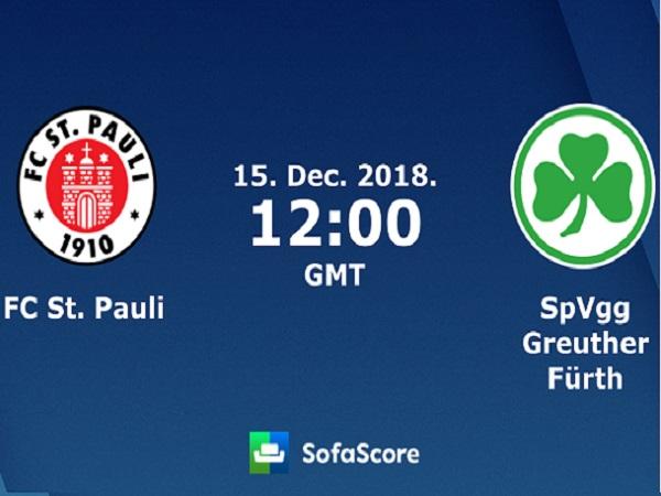 Nhận định St. Pauli vs Greuther Furth