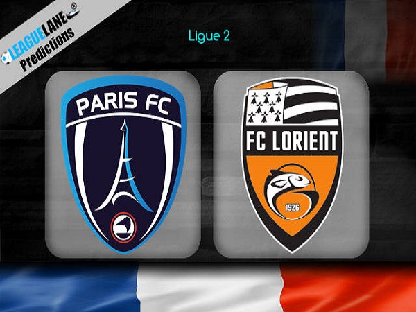 Soi kèo Paris FC vs Lorient, 1h45 ngày 16/04