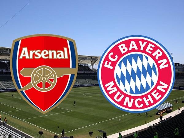 Nhận định Arsenal vs Bayern Munich, 10h ngày 18/7