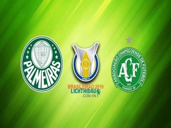 Nhận định Palmeiras vs Chapecoense, 07h00 ngày 17/10