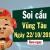 Soi cầu KQXSVT ngày 22/10 chuẩn xác tỷ lệ trúng cao