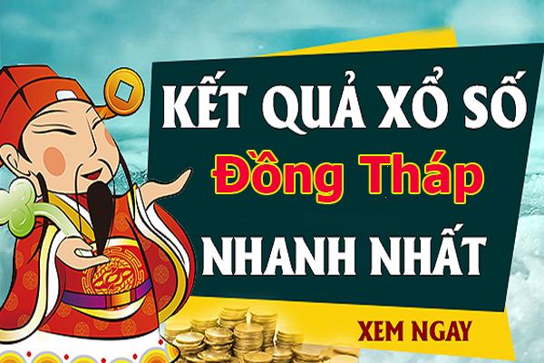 Soi cầu XS Đồng Tháp chính xác thứ 2 ngày 14/10/2019
