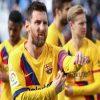 Messi cán mốc 700 trận cho Barca