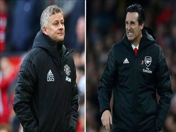 MU và Arsenal nằm ngoài Top 4 NHA