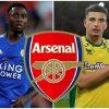 Arsenal muốn chiêu mộ Ben Godfrey và Wilfred Ndidi