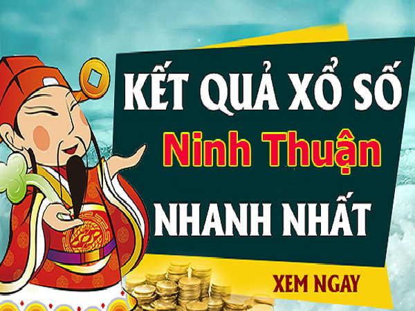 Soi cầu XS Ninh Thuận chính xác thứ 6 ngày 13/12/2019