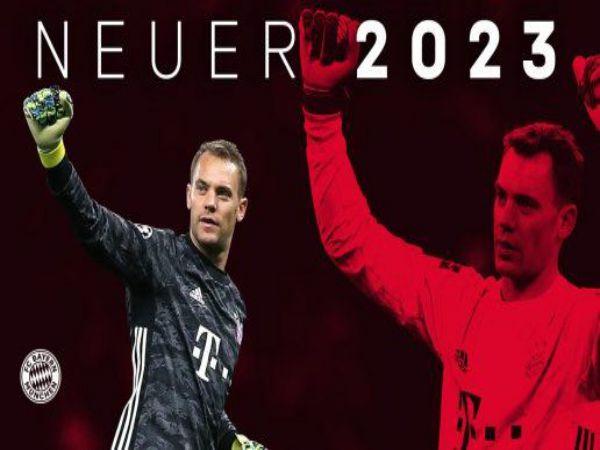 Sau nhiều rắc rối, cuối cùng Neuer cũng đặt bút gia hạn với Bayern.
