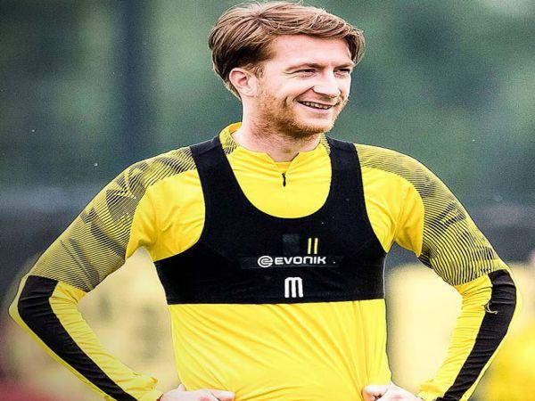 Marco Reus trở lại với vẻ ngoài ấn tượng