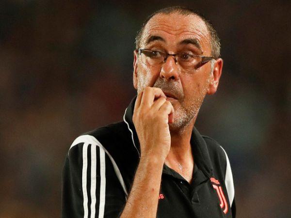 Vô địch Serie A nhưng Sarri vẫn có thể bị trảm