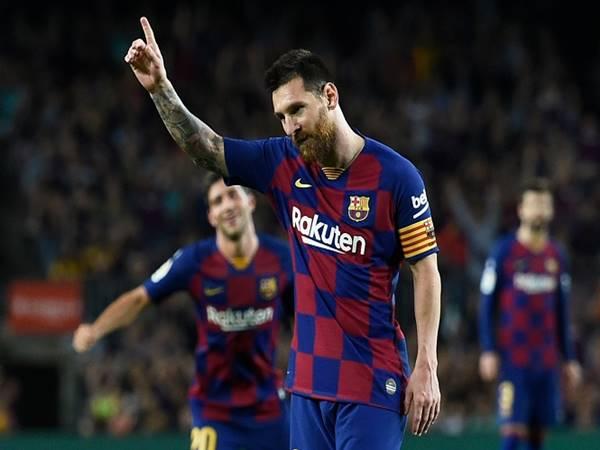 Hành trình tham gia vào 1000 bàn thắng của Messi