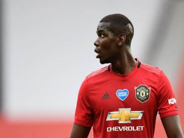 Pogba đồng ý gia hạn với Man Utd