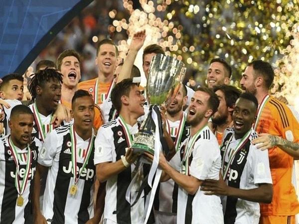 Juventus vô địch c1 mấy lần?