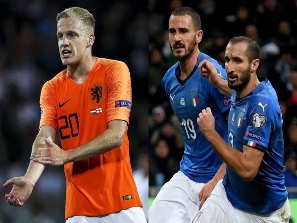 Nhận định soi kèo Hà Lan vs Italia, 01h45 ngày 08/09