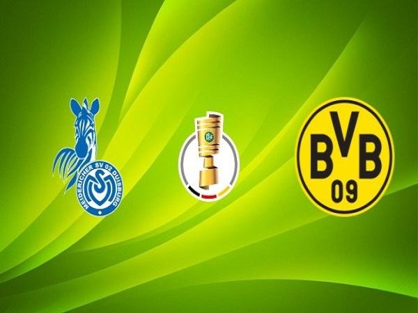 Soi kèo Duisburg vs Dortmund 01h45, 15/09 - Cúp QG Đức