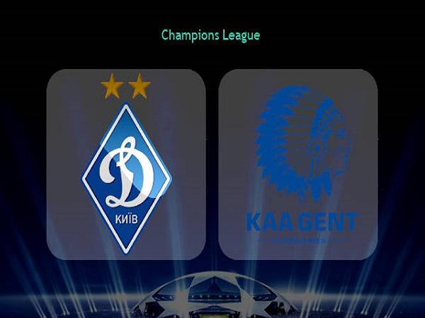 Soi kèo Dynamo Kiev vs Gent 02h00, 30/09 - Cúp C1 Châu Âu