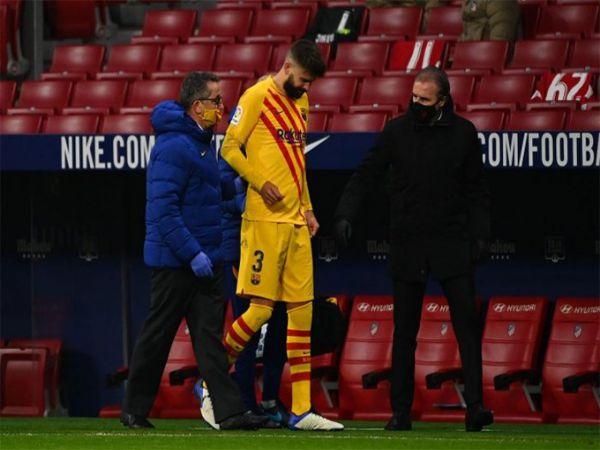 Bóng đá QT sáng 25/11: Pique bịt cửa đến Barca của Depay