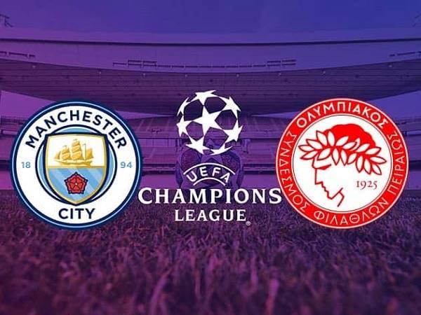 Soi kèo Man City vs Olympiakos 3h00 ngày 04/11, Cúp C1 châu Âu