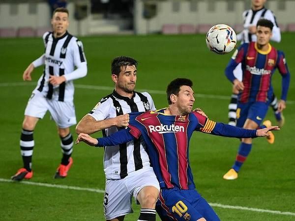 Tin bóng đá 14/12: Messi ghi bàn thứ 600 choBarca