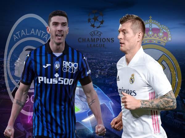 Nhận định bóng đá Atalanta vs Real Madrid, 3h00 ngày 17/3