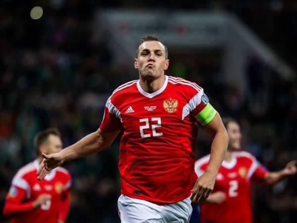 Nhận định bóng đá Nga vs Slovenia (21h00 ngày 27/3)