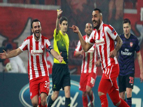 Nhận định kèo Olympiakos vs Arsenal, 3h00 ngày 12/3 - Cup C2 Châu Âu