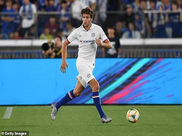 Tiểu sử Marcos Alonso - Hậu vệ trụ cột của đội bóng Chelsea