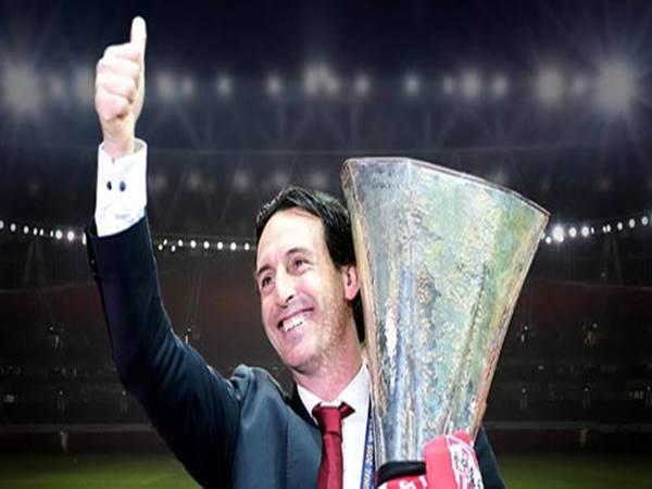 Bóng đá Quốc tế 27/5: Emery là ông trùm Europa League
