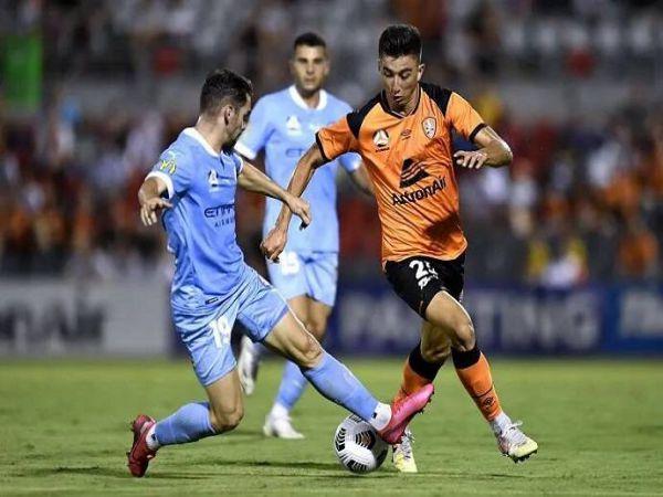 Nhận định tỷ lệ Brisbane Roar vs Melbourne City, 16h05 ngày 25/5