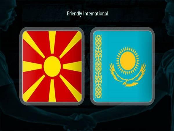 Soi kèo Macedonia vs Kazakhstan – 23h00 04/06, Giao hữu quốc tế