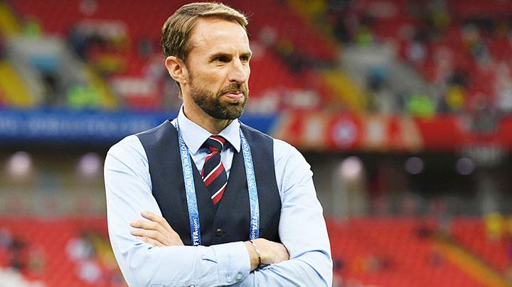 Gareth Southgate tự hào dẫn dắt tuyển Anh
