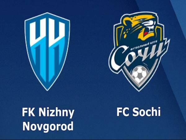 Soi kèo Nizhny Novgorod vs Sochi – 23h00 26/07, VĐQG Nga
