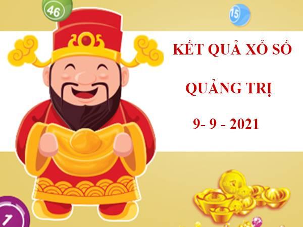 Thống kê xổ số Quảng Trị thứ 5 ngày 9/9/2021