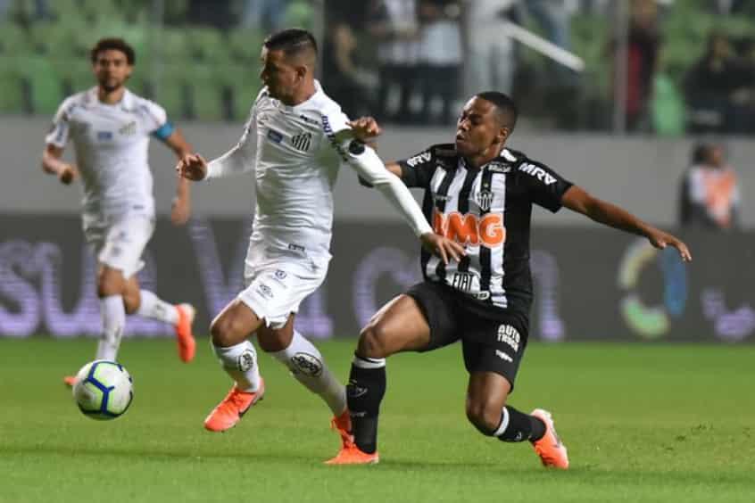 Soi kèo Atletico Mineiro vs Santos ngày 14/10 VĐQG Brazil